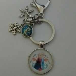 Disney Frozen Keychain/Purse Dangle